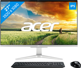 Acer Aspire C27-865 I3528 BE All-In-One Azerty