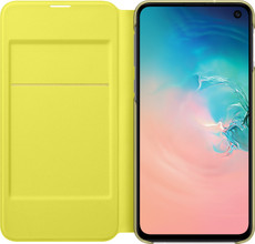 Samsung Galaxy S10e Led View Cover Book Case Wit