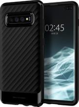 Spigen Neo Hybrid Samsung Galaxy S10 Plus Back Cover Zwart