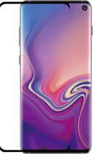 Azuri Gehard Glas Galaxy 10e Screenprotector Glas Zwart