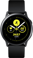 Samsung Galaxy Watch Active Zwart - BE