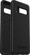 OtterBox Symmetry Samsung Galaxy S10 Back Cover Zwart