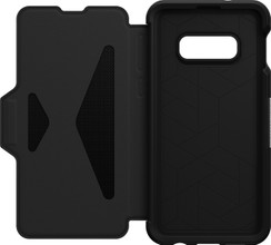 OtterBox Strada Samsung Galaxy S10 E Book Case Zwart