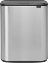 Brabantia Touch Bin 30 Liter Wit.Buy Brabantia Trash Can Coolblue Before 23 59 Delivered Tomorrow