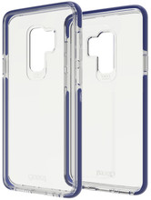 GEAR4 D3O Piccadilly Samsung Galaxy S9 Plus Back Cover Blauw