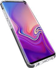 Azuri Flexible Bumper Samsung Galaxy S10 Back Cover Zwart