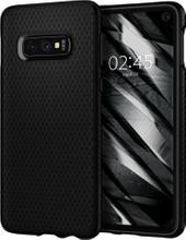 Spigen Liquid Air Samsung Galaxy S10 E Back Cover Zwart