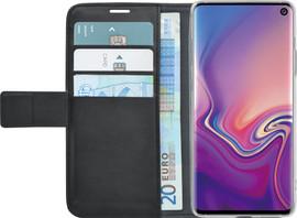 Azuri Wallet Magneet Samsung Galaxy S10 E Book Case Zwart