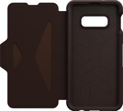 OtterBox Strada Samsung Galaxy S10 E Book Case Bruin