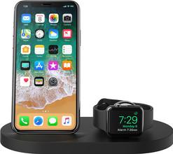 Belkin Boost Up Draadloze Oplader met USB A Poort iPhone/App