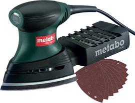 Metabo FMS 200 Intec + Metabo schuurpapierset (10x)