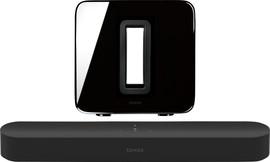 Sonos Beam + Sub Zwart