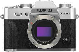 FujiFilm X-T30 Zilver body