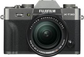 FujiFilm X-T30 Donkergrijs + XF 18-55mm f/2.8-4.0 R LM O