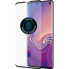 Azuri Curved Gehard Glas Samsung Galaxy S10 Screenprotector