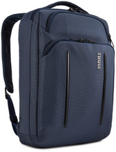 "Thule Crossover 2 Convertible Laptop Bag 15.6"" Dress Blue"