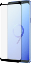 Azuri Curved Gehard Glas Galaxy S9 Plus Screenprotector