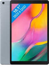 Samsung Galaxy Tab A 10.1 Wifi 32GB Zilver 2019 (BE)