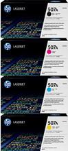 HP 507A Toner Combo pack 4-Kleuren