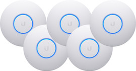Ubiquiti Unifi UAP-nanoHD 5 Pack
