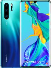 Huawei P30 Pro 256GB Blauw  (Aurora) BE