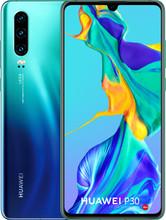 Huawei P30 Blauw (Aurora) BE