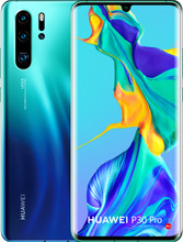 Huawei P30 Pro 128GB Blauw (Aurora) BE