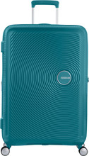 American Tourister Soundbox Expandable Spinner 77cm Jade Gre