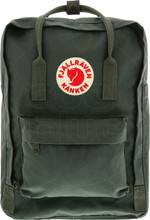 "Fjällräven Kånken Laptop 15"" Forest Green"
