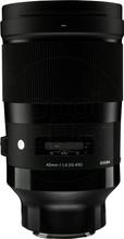 Sigma 40mm f/1.4 DG HSM Art Sony E