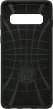 Spigen Liquid Air Samsung Galaxy S10 Back Cover Zwart