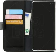 Azuri Wallet Magneet Samsung Galaxy S10 Plus Book Case Zwart