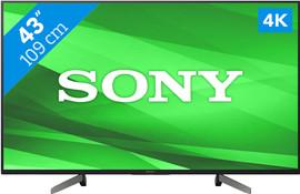 Sony KD-43XG8096