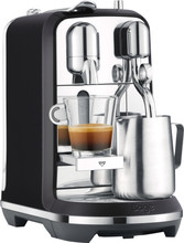 Sage Nespresso Creatista Plus SNE800BTR Black Truffel BE