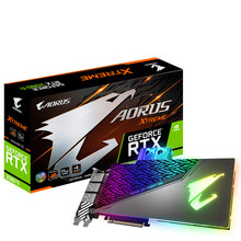 Gigabyte GeForce AORUS RTX 2080 Ti XTREME WATERFORCE WB 11G