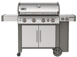 Weber Genesis II SP-435 GBS RVS (BE)