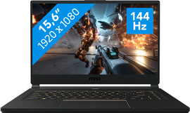 MSI Stealth Thin GS65 9SE-406BE Azerty