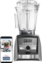 Vitamix Ascent A3500i Brushed Rvs