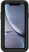 Otterbox Defender iPhone XR Back Cover Zwart