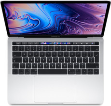 """Apple MacBook Pro 15"""" Touch Bar(2019)MV932FN/A Zilver A"""