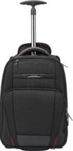 "Samsonite Pro-DLX5 Laptop Backpack Wheels 17,3"" Black"