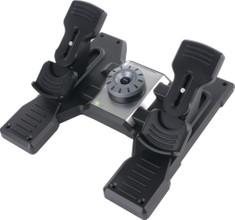 Logitech G  Saitek Pro Flight Rudder Pedals PC