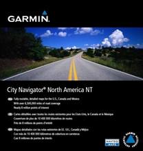 Garmin City Navigator NT Noord-Amerika & Mexico (microSD)