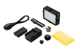 Falcon Eyes LED Video Licht Set DV-126DB-K