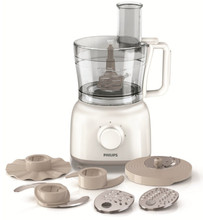 Philips HR7627/00 Daily Foodprocessor Wit