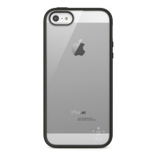 Belkin Comold Case Apple iPhone 5/5S/SE Black/Clear
