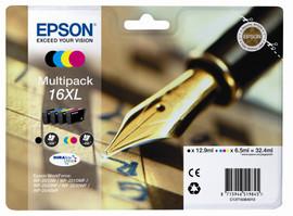 Epson 16 XL Multipack (4 kleuren)