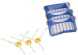 iRobot Filters + Zijborstels 500/600-serie