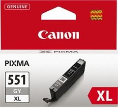 Canon CLI-551GY XL Inktcartridge Grijs