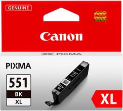 Canon CLI-551BK XL Inktcartridge Zwart